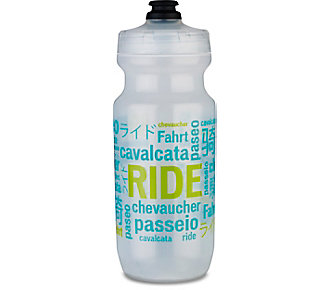 LBM 2ND GEN BTL TRANS/TEAL THE LANGUAGE OF RIDE 21 OZ