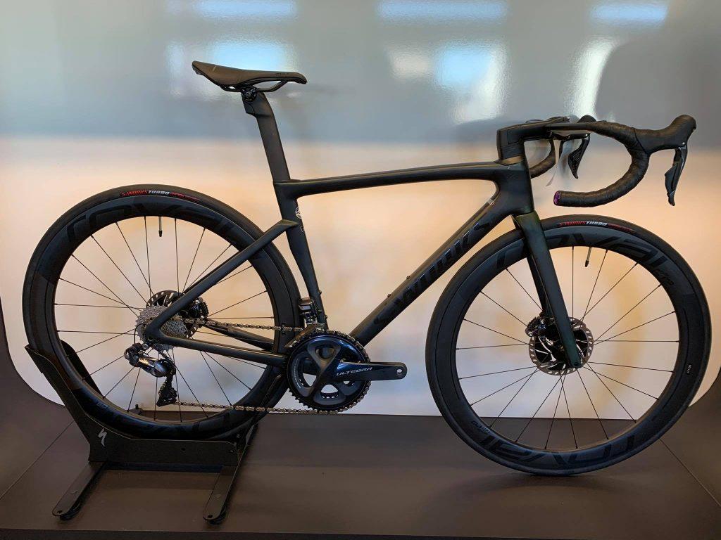 S-Works Tarmac SL7 Carbon/ Color Run