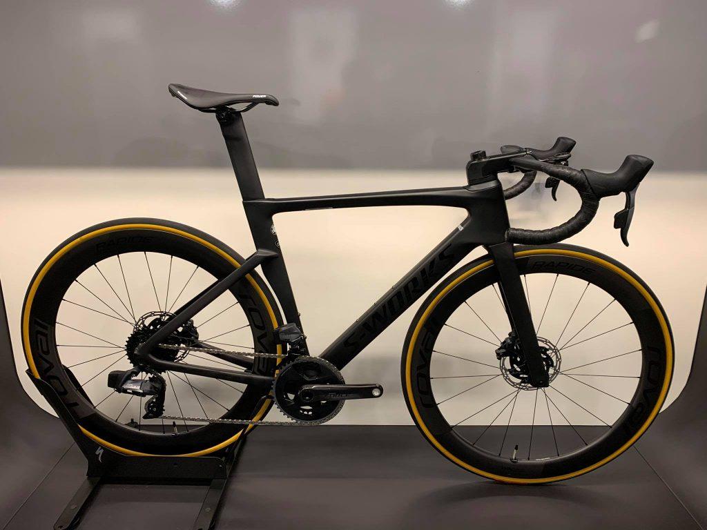 S-Works Venge Carbon/black